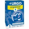 Urgo Urgopore Plus Sparadrap Non Tissé Microporeux 7,5m x 2,5cm 1 dévidoir