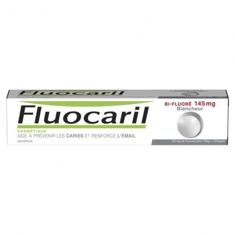 Fluocaril Bi-Fluore 145 Blancheur 75ml pas cher, discount