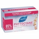 Phyto Phytocyane Traitement Anti-Chute Femme 12 ampoules de 7,5ml