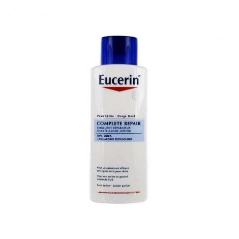 Eucerin Complete Repair Intensive lotion à l'urée 250ml pas cher, discount