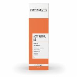 Dermaceutic Activ Retinol 0.5 Sérum Anti-Âge 30ml