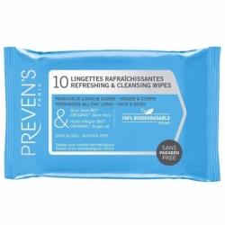Preven's Lingette Rafraichissante Pocket Sach 1x10