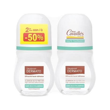 Roge Cavailles Deo-Soin Dermato 2 x 50 ml pas cher, discount