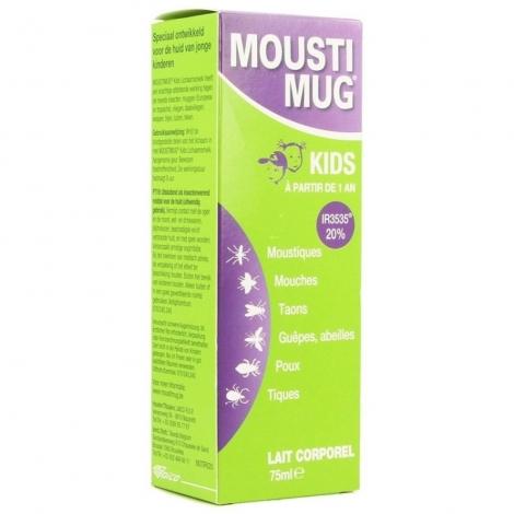 Moustimug Kids Lait 75ml pas cher, discount