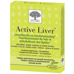 New Nordic Activ'Foie / Active Liver 30 Comprimés