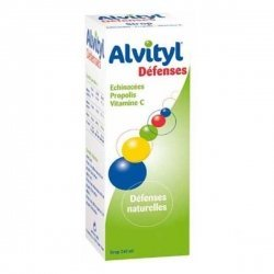 Alvityl Défenses Naturelles Sirop 240 ml