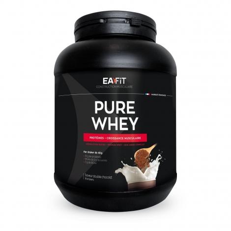 Eafit Pure Whey Croissance Musculaire Chocolat 750 G pas cher, discount