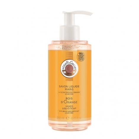 Roger & Gallet Bois d'Orange Savon Liquide Mains 250ml pas cher, discount