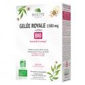 Biocyte Gelée Royale 1500mg Bio Goût Miel 20 ampoules