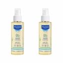 Mustela Bébé Huile de massage Spray 100ml 1+1 gratuit