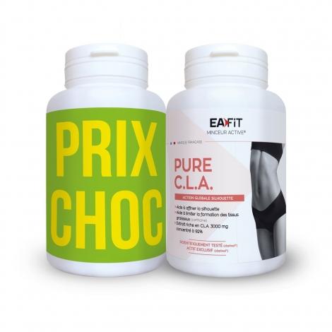 Eafit Minceur Active Pure CLA 90 Capsules 1 Acheté 1 OFFERT pas cher, discount