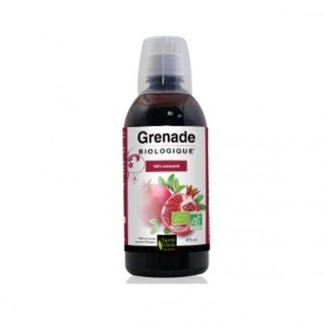 Santé Verte Jus de Grenade 100% Bio 473 ml pas cher, discount