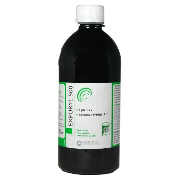 Codifra Expuryl 500 ml : Tous les Produits Codifra Expuryl