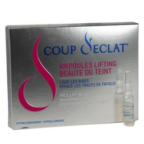 Coup D'Eclat Lifting Visage 12 Ampoules pas cher, discount
