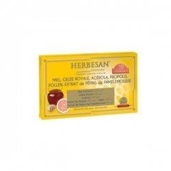 Herbesan Système Immunitaire 30 Ampoules pas cher, discount