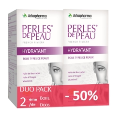 Arkopharma Perles de Peau 2 x 200 capsules PROMO