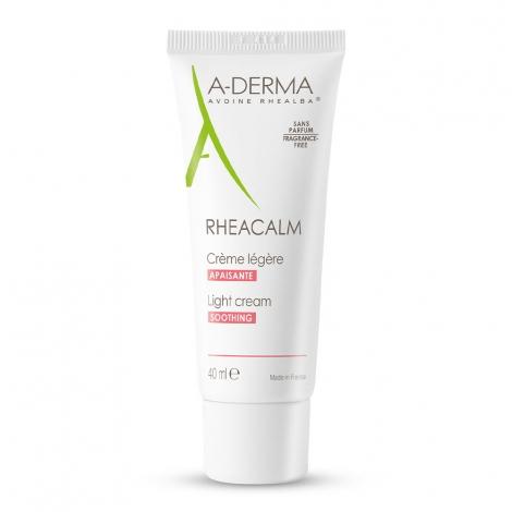 Aderma Rheacalm Creme Apaisante Légère 40ml pas cher, discount
