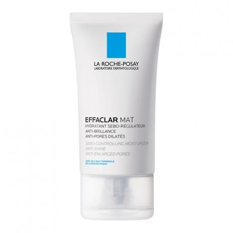 La Roche-Posay Effaclar Mat Hydratant Sébo-Régulateur 40ml pas cher, discount