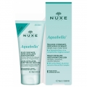 Nuxe Aquabella Emulsion Hydratante Révélatrice de Beauté 50ml + Gelée Purifiante Micro Exfoliante Usage Quotidien 30ml OFFERTE