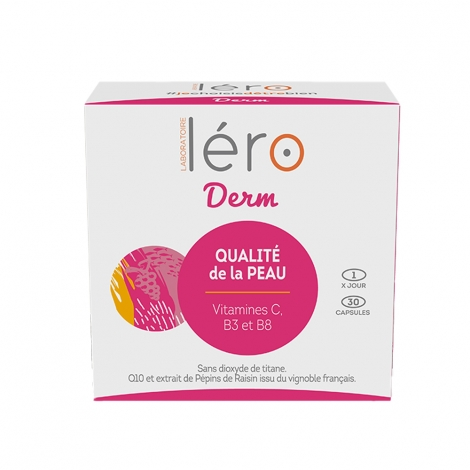 Lero Derm Nutrition Age Boite 30 Capsules pas cher, discount