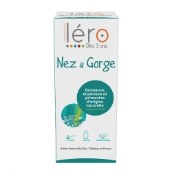 Léro Nez Gorge Sirop Goût Cola 125ml