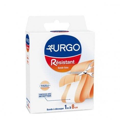 Urgo Résistant Bande Tissu à découper 1m x 8 cm pas cher, discount