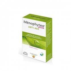 Ménophytea Anti-Age Protège la Peau des Dommages Cellulaires 45+ 30 Capsules