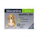 Biocanina Ascatryl Trio Vermifuge Chien + de 2kg 2 comprimés