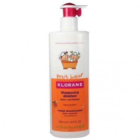 Klorane Shampooing Demelant Petit Junior Peche  500 Ml pas cher, discount