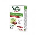 Ortis Fruits & Fibres Forte Transit Intestinal 24 comprimés