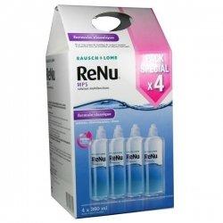 Bausch & Lomb RENU MPS Offre Spéciale: Lot de 4x360 ml