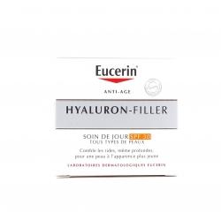 Eucerin Hyaluron-Filler Soin de Jour SPF30 50ml