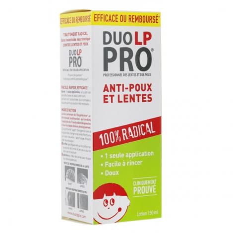 Duo Lp-Pro Lotion Lentes Et Poux 150ml pas cher, discount