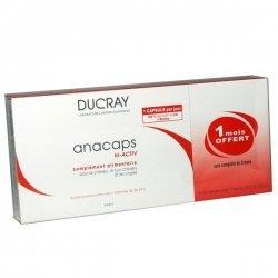 Ducray Anacaps Reactiv 3x30 Capsules à Avaler pas cher, discount