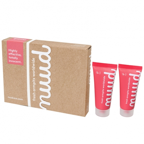Nuud Smarter Pack 2x20ml pas cher, discount