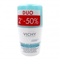 Vichy Traitement Anti-Transpirant 48h bille duo 2x50ml