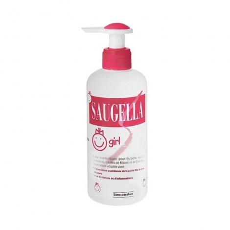 Saugella Girl Hygiène Intime 200ml pas cher, discount