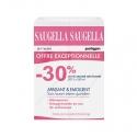 Saugella Poligyn Soin Lavant Doux Lot de 2 x 250ml OFFRE EXCEPTIONNELLE -30%