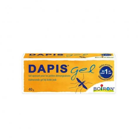 Boiron Dapis Gel 40g pas cher, discount