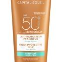 Vichy Idéal Soleil Lait Solaire Protection Cellulaire Profonde SPF50+ 300ml
