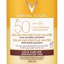 Vichy Capital Soleil Eau de Protection Solaire Hâle Sublimé SPF50 200ml