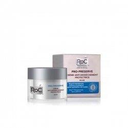 Roc Pro-Preserve Crème Anti-Dessèchement Protectrice Riche 50 ml