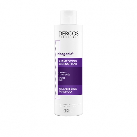 Vichy Dercos Neogenic Shampooing Redensifiant 200 ml pas cher, discount