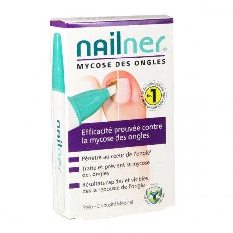 Nailner Ongles Stop Ongles Détériorés par Mycoses 4ml pas cher, discount