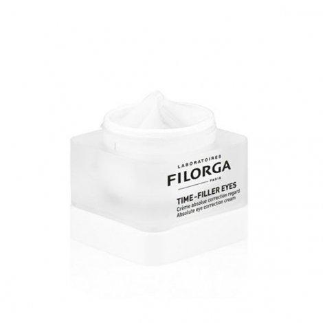 Filorga Time-Filler Eyes Crème Absolue Correction Regard 15 ml pas cher, discount