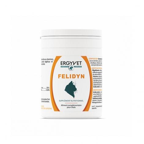 Ergyvet Felidyn Supplément Nutritionnel 110g pas cher, discount