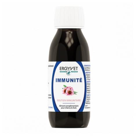 Ergyvet Immunité Soutien Immunitaire 100ml pas cher, discount