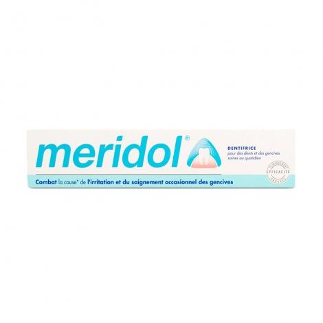 Meridol Dentifrice Soin Des Gencives Irritées 75 ml pas cher, discount