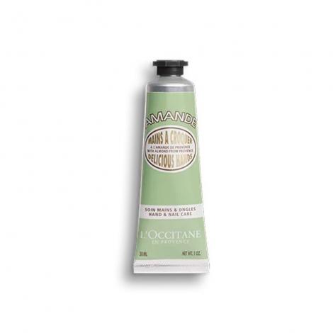 L'Occitane Crème Mains à Croquer Amande 10ml pas cher, discount
