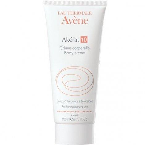 Avène Akérat 10 Crème Corporelle 200 ml pas cher, discount